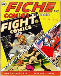 Fight Comics : Issue 13 Volume Issue 13 by Fiction House