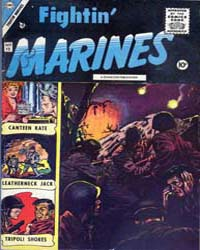 Fightin' Marines : Issue 3 Volume Issue 3 by Charlton Comics