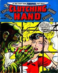 The Clutching Hand: Issue 1 Volume Issue 1 by American Comics Group/Acg