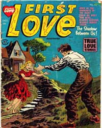 First Love Illustrated : Issue 45 Volume Issue 45 by Harvey Comics