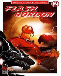 Flash Gordon : Issue 2 Volume Issue 2 by Raymond, Alex