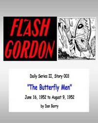 Flash Gordon : The Butterfly Man : Vol. ... Volume Vol. 2, Issue 3 by Raymond, Alex