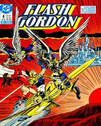 Flash Gordon : Issue 4 Volume Issue 4 by Raymond, Alex