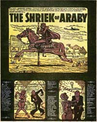 Graphic Story Magazine : The Shriek of A... Volume Issue 10 by Nostrand, Howard