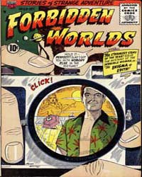 Forbidden Worlds : Issue 59 Volume Issue 59 by American Comics Group/Acg