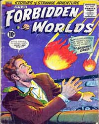 Forbidden Worlds : Issue 72 Volume Issue 72 by American Comics Group/Acg
