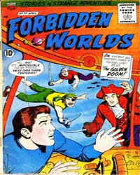 Forbidden Worlds : Issue 77 Volume Issue 77 by American Comics Group/Acg