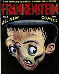 Frankenstein : Issue 1 Volume Issue 1 by Prize Comics Group