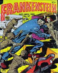 Frankenstein : Issue 27 Volume Issue 27 by Prize Comics Group