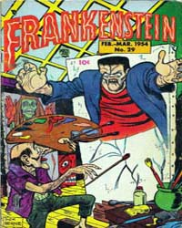 Frankenstein : Issue 29 Volume Issue 29 by Prize Comics Group