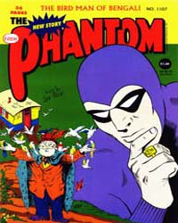 The Phantom: The Bird Man of Bengali: Is... Volume Issue 1107 by Falk, Lee