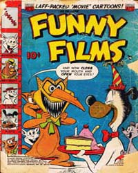 Funny Films : Issue 28 Volume Issue 28 by American Comics Group/Acg