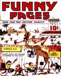 Funny Pages : Vol. 2, Issue 1 Volume Vol. 2, Issue 1 by Ultem Publications, Inc.