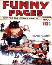 Funny Pages : Vol. 2, Issue 3 Volume Vol. 2, Issue 3 by Ultem Publications, Inc.