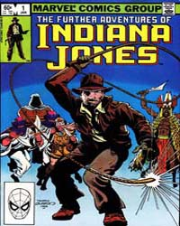 Further Adventures of Indiana Jones : Is... Volume Issue 1 by Marvel Comics