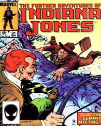 Further Adventures of Indiana Jones : Is... Volume Issue 31 by Marvel Comics