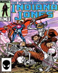 Further Adventures of Indiana Jones : Is... Volume Issue 33 by Marvel Comics