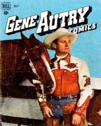Gene Autry : Issue 27 Volume Issue 27 by Dell Comics