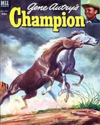 Gene Autry's Champion : Issue 11 Volume Issue 11 by Dell Comics