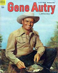 Gene Autry : Issue 85 Volume Issue 85 by Dell Comics