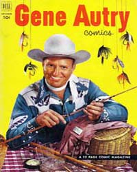 Gene Autry : Issue 67 Volume Issue 67 by Dell Comics