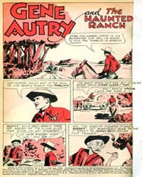 Gene Autry : Issue 2 Volume Issue 2 by Fawcett Magazine