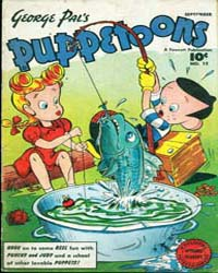 George Pal's Puppetoons : Issue 15 Volume Issue 15 by Fawcett Magazine