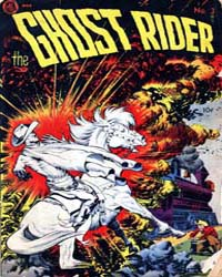 Ghost Rider : Issue 3 Volume Issue 3 by Ayers, Dick