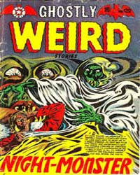 Ghostly Weird Stories : Issue 120 Volume Issue 120 by Star Publications