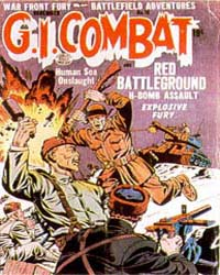 G. I. Combat : Issue 18 Volume Issue 18 by Quality Comics