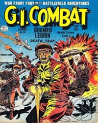 G. I. Combat : Issue 20 Volume Issue 20 by Quality Comics
