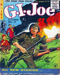 G. I. Joe : Vol. 5, Issue 41 Volume Vol. 5, Issue 41 by Ziff-Davis Publications