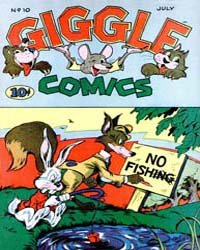 Giggle Comics : Issue 10 Volume Issue 10 by American Comics Group/Acg