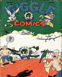 Giggle Comics : Issue 28 Volume Issue 28 by American Comics Group/Acg