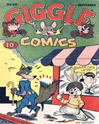 Giggle Comics : Issue 22 Volume Issue 22 by American Comics Group/Acg