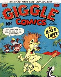 Giggle Comics : Issue 77 Volume Issue 77 by American Comics Group/Acg