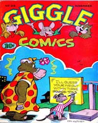 Giggle Comics : Issue 23 Volume Issue 23 by American Comics Group/Acg