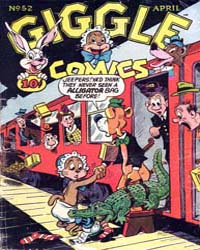 Giggle Comics : Issue 52 Volume Issue 52 by American Comics Group/Acg