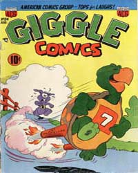 Giggle Comics : Issue 84 Volume Issue 84 by American Comics Group/Acg