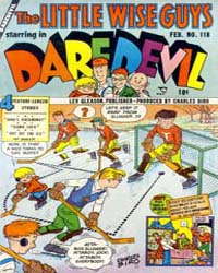 Daredevil Comics : Issue 118 Volume Issue 118 by Biro, Charles