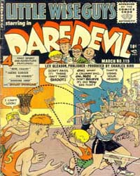 Daredevil Comics : Issue 119 Volume Issue 119 by Biro, Charles