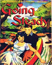 Going Steady : Issue 11 Volume Issue 11 by St. John Publications