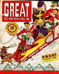 Great Comics : Issue 2 Volume Issue 2 by Great Comics