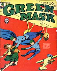 The Green Mask: Volume 1, Issue 7 by Frehm, Walter