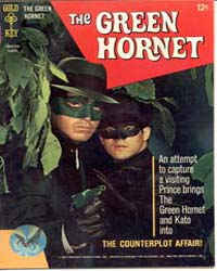 The Green Hornet: Issue 3 Volume Issue 3 by Striker, Fran