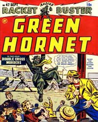 The Green Hornet: Issue 47 Volume Issue 47 by Striker, Fran