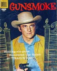 Gunsmoke : Issue 844 Volume Issue 844 by Dell Comics