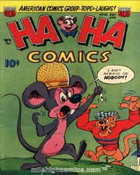 Ha Ha Comics : Issue 81 Volume Issue 81 by American Comics Group/Acg