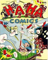 Ha Ha Comics : Issue 44 Volume Issue 44 by American Comics Group/Acg