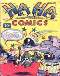 Ha Ha Comics : Issue 24 Volume Issue 24 by American Comics Group/Acg